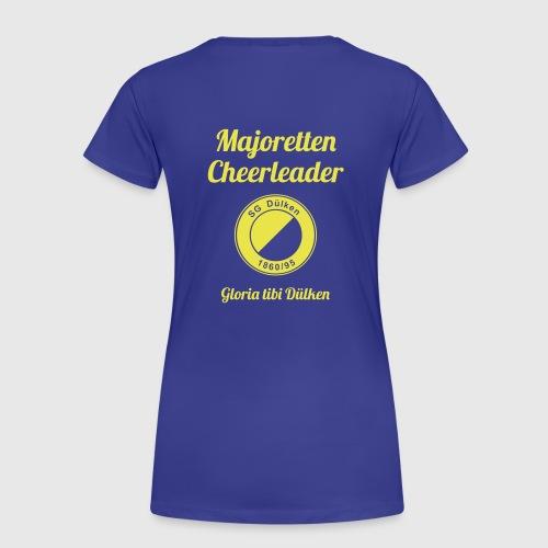 SG Duelken Schriftzug - Frauen Premium T-Shirt
