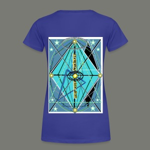 Clock of eternity - Frauen Premium T-Shirt