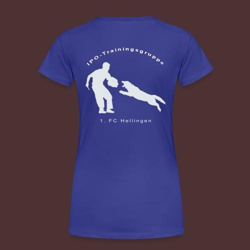 hellingen1 - Frauen Premium T-Shirt