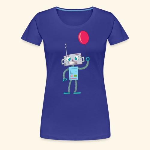 Cute Robot Kids Tees - Women's Premium T-Shirt