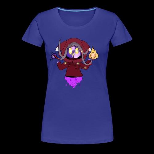 Magic Monster OvO - Women's Premium T-Shirt
