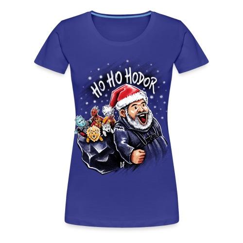 Ho Ho Hodor - Women's Premium T-Shirt