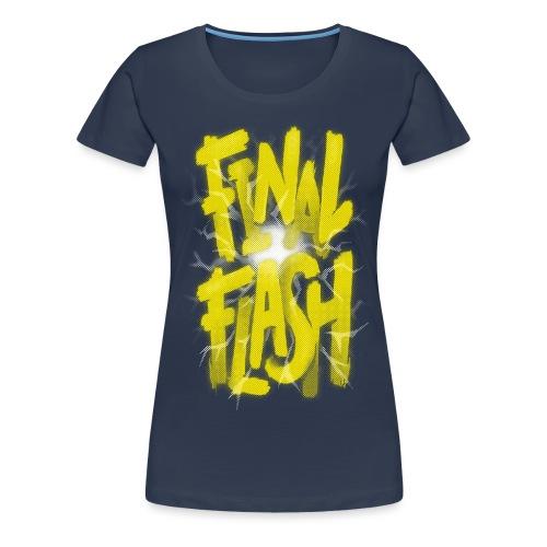 Final Flash - Women's Premium T-Shirt
