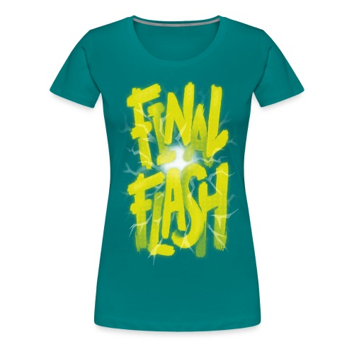 Final Flash - Women's Premium T-Shirt