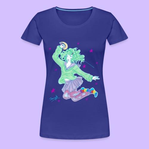 Her codename is Minty - Women's Premium T-Shirt