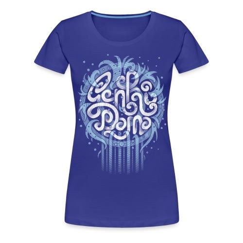 Genki Dama - Women's Premium T-Shirt