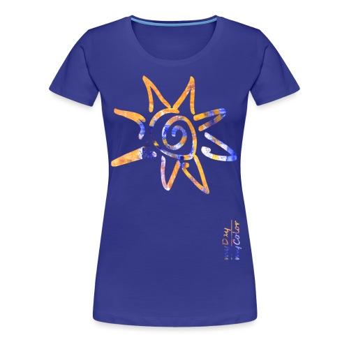 myDay SommerSonne - Frauen Premium T-Shirt