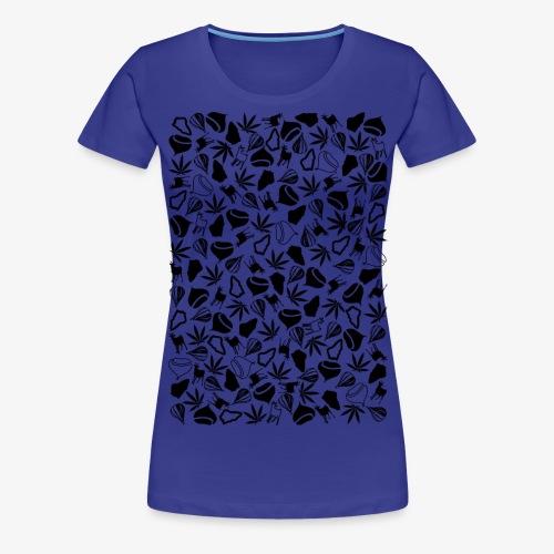 Clichés ardechois - T-shirt Premium Femme