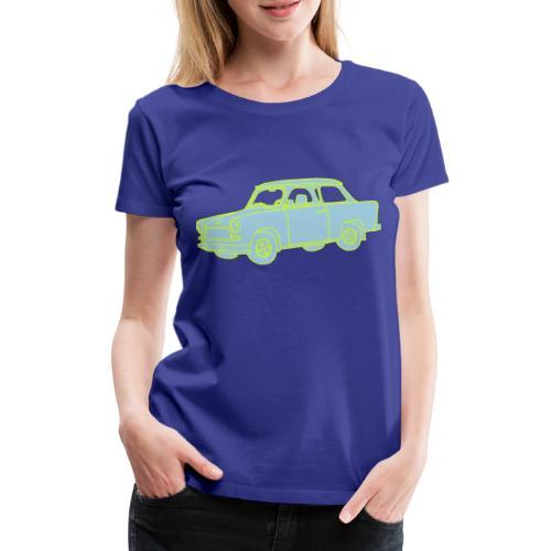 Trabant 2 - Frauen Premium T-Shirt