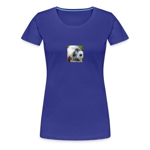 mobil - Dame premium T-shirt