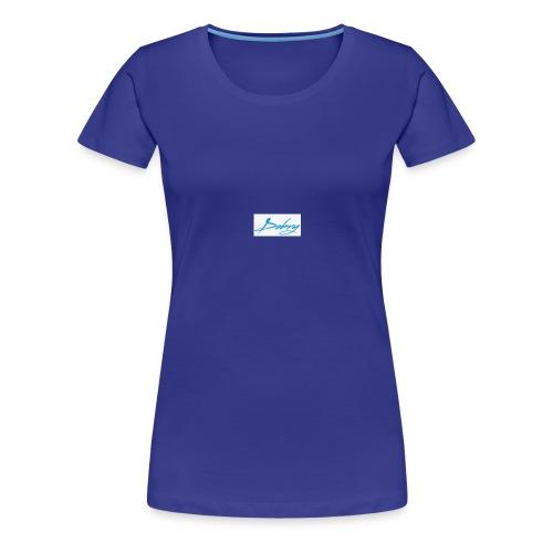 Dobry Logo - Women's Premium T-Shirt