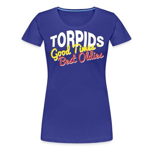 GoodTimes_BestOldies - Frauen Premium T-Shirt