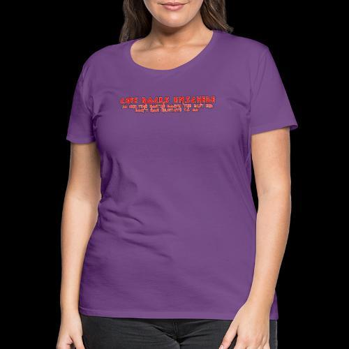 Don't Hesitate - Vrouwen Premium T-shirt