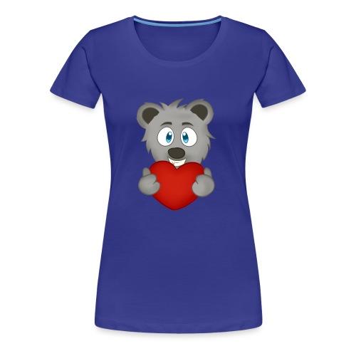 LoveBärchen - Frauen Premium T-Shirt