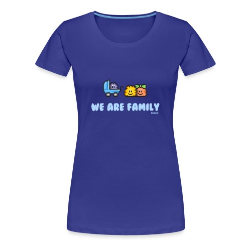 We Are Family - Boy - Frauen Premium T-Shirt