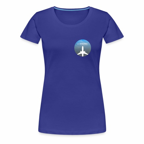 LL Aerospace Official Logo - Women's Premium T-Shirt