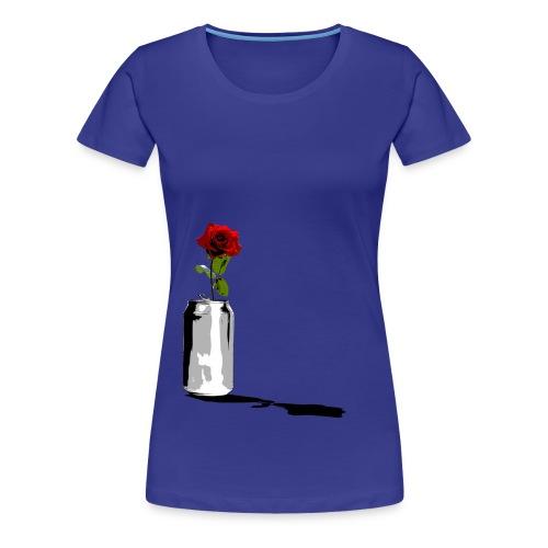 Rose - Vrouwen Premium T-shirt