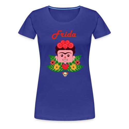 Frida - Camiseta premium mujer