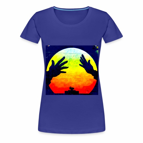Nuclear Hands - Women's Premium T-Shirt