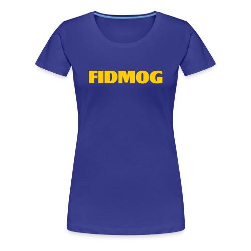 EGG YOLK - Frauen Premium T-Shirt