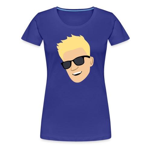 PiecesofPrestige Logo - Vrouwen Premium T-shirt