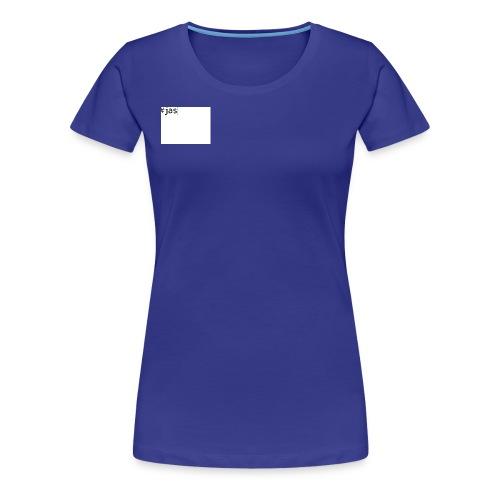 #jas unisex - Vrouwen Premium T-shirt