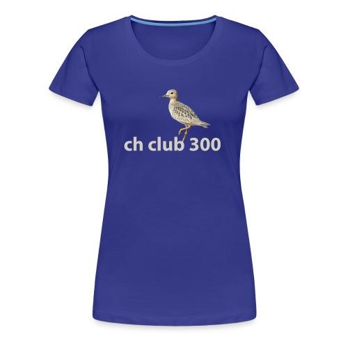 graslaeufer - Frauen Premium T-Shirt