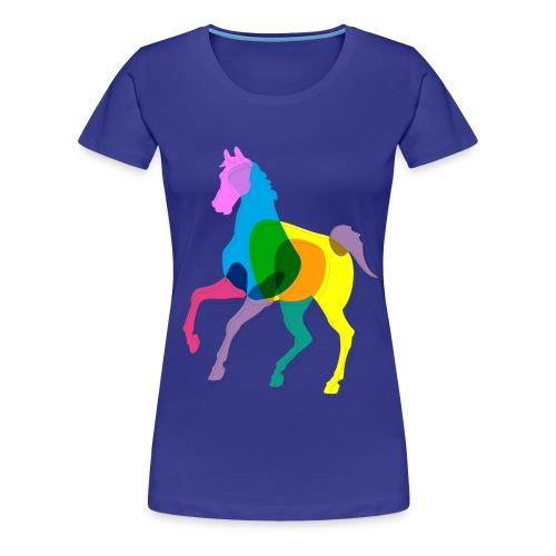 Heppa - Naisten premium t-paita