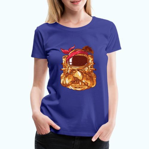 Rebel astronaut - Women's Premium T-Shirt