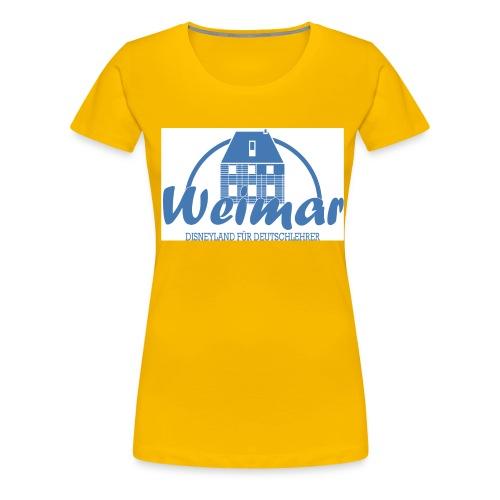 new Idea 4506485 - Frauen Premium T-Shirt