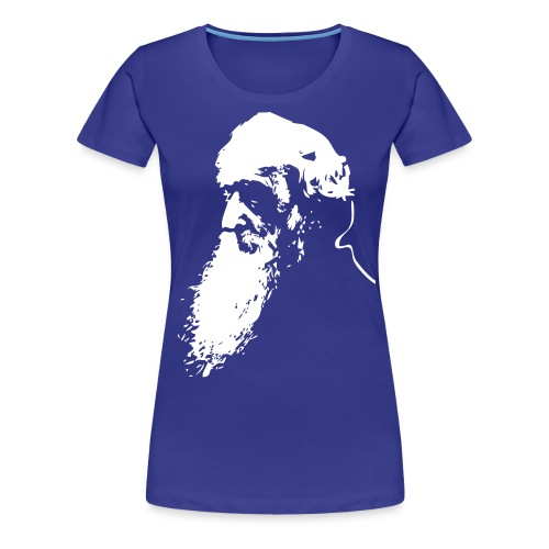 Motiv William Booth Vector Head - Frauen Premium T-Shirt