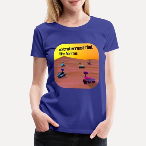Leben auf dem Mars - Women's Premium T-Shirt