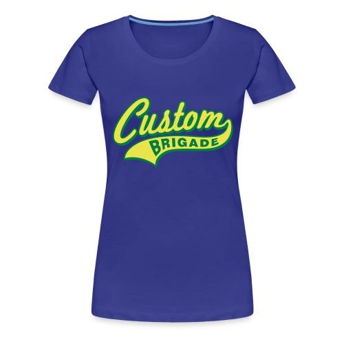 college3 - T-shirt Premium Femme