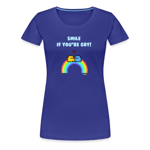 Gay Rainbow - Boys - Frauen Premium T-Shirt