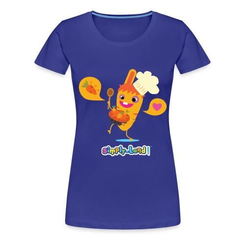 Sac de course Carotte pinpin - T-shirt Premium Femme