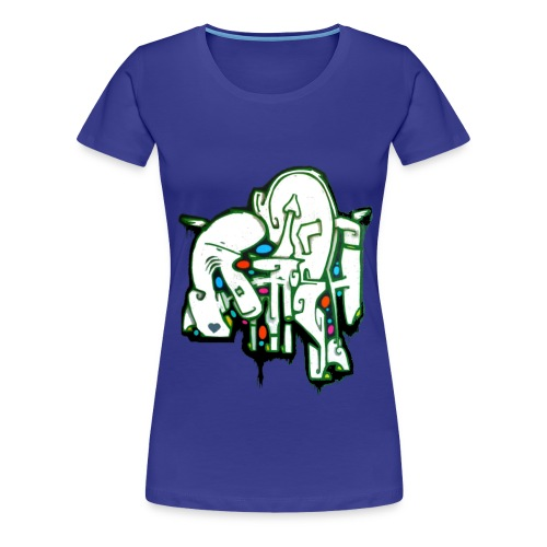 aa trans - Frauen Premium T-Shirt