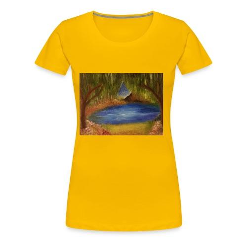 hop1 - Women's Premium T-Shirt