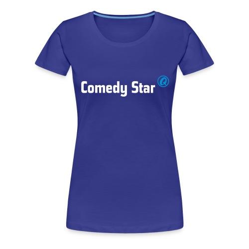 QB Spreadshirt Vektoren 2c 10 - Frauen Premium T-Shirt