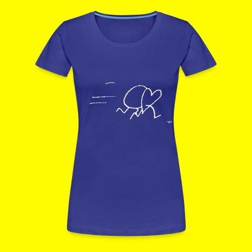 Herzkreislauf - Women's Premium T-Shirt