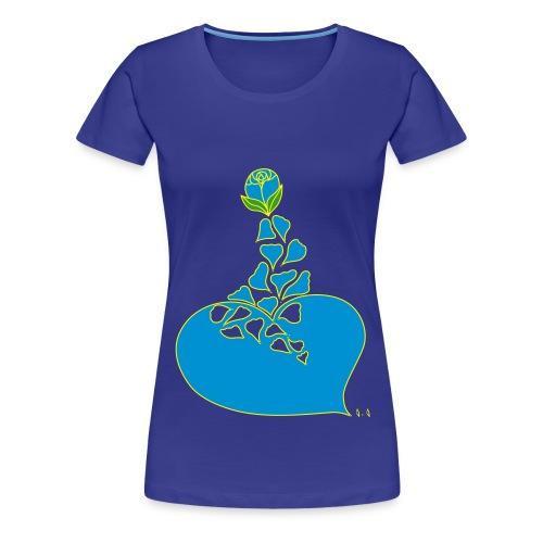 COEUR D'OASIS - T-shirt Premium Femme