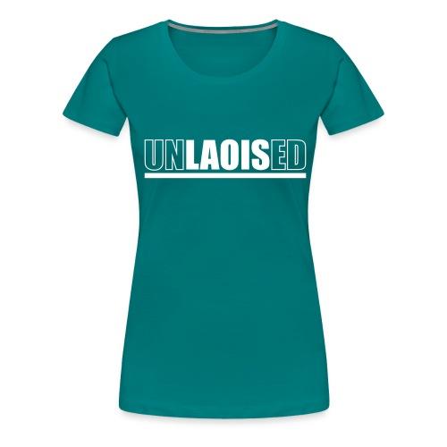 laois unlaoised - Women's Premium T-Shirt