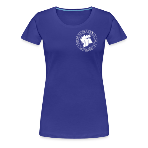 CIRCLE DESIGN - Frauen Premium T-Shirt