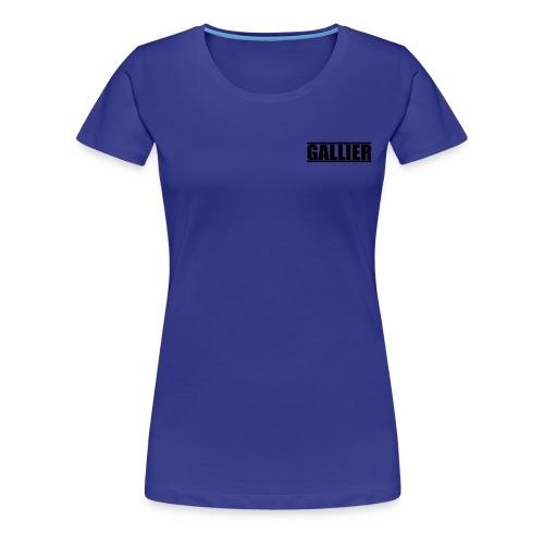 MyLogoUpdate - Women's Premium T-Shirt