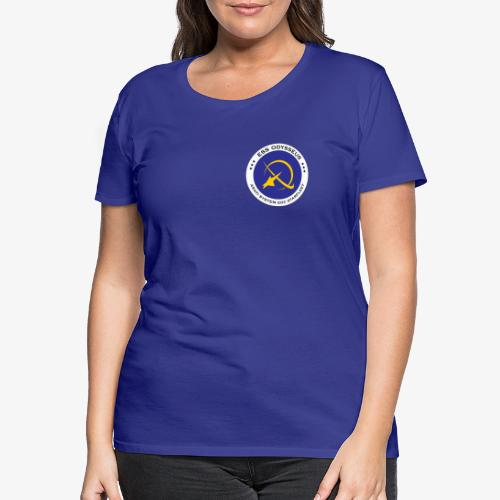 Shipemblem - Naisten premium t-paita