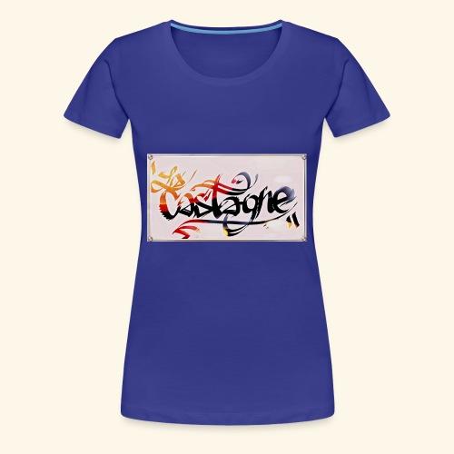 la castagne - T-shirt Premium Femme