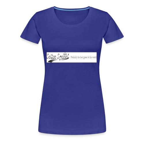 probably - Premium-T-shirt dam