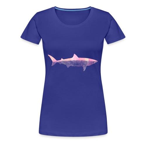 Shark attack - T-shirt Premium Femme