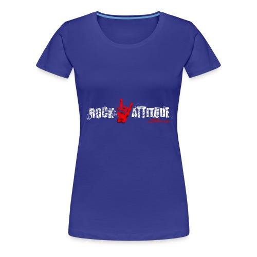 rockattitude - T-shirt Premium Femme