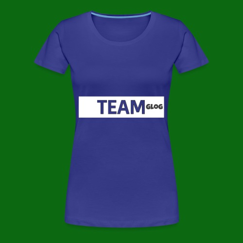 Team Glog - Women's Premium T-Shirt