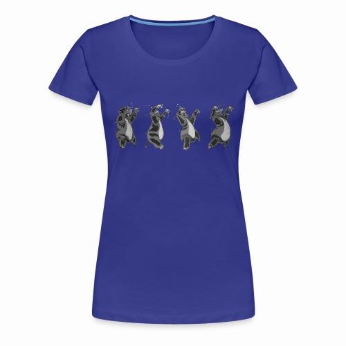 """Stuffed Man Frames from """"Icecream Boy"""" - Women's Premium T-Shirt"""